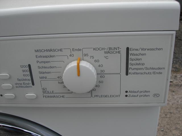 miele w 842 mondia 1142 waschmaschine frontlader w833 novotronic lieferung ebay. Black Bedroom Furniture Sets. Home Design Ideas