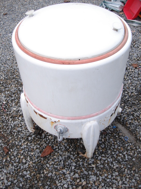 miele antike waschmaschine antik miele 155 lieferung alte ebay. Black Bedroom Furniture Sets. Home Design Ideas