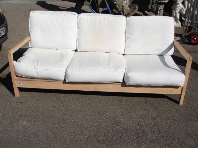 Couch Holzgestell Era Sofa Mit Holzgestell Leder Tango Walnuss Von Normann Home Sitzm Bel