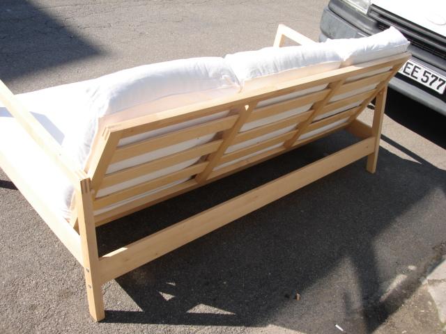 Ikea Sofa Sitzbank 3 Sitzer Relaxsofa CARB P2 200 631 62 LIEFERUNG