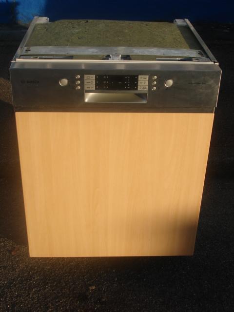 bosch sp hlmaschine geschirrsp lmaschine 60 cm sd6p1b einbau edelstahl ebay. Black Bedroom Furniture Sets. Home Design Ideas